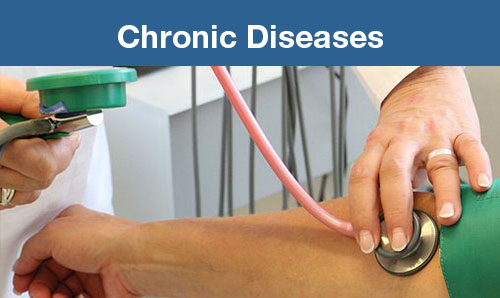 dashboards - chronic diseases